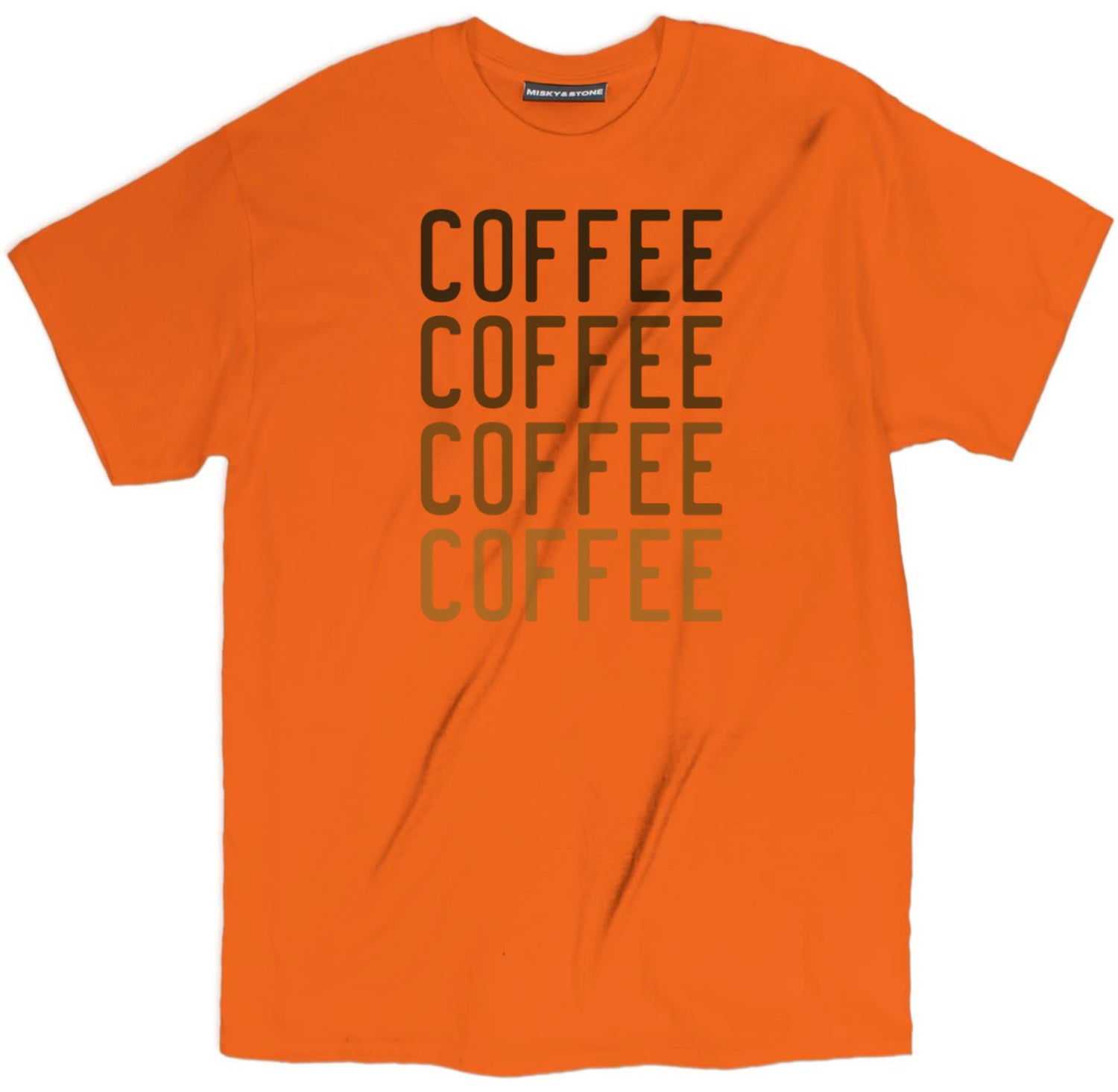 Coffee Repeat Routine T Shirt