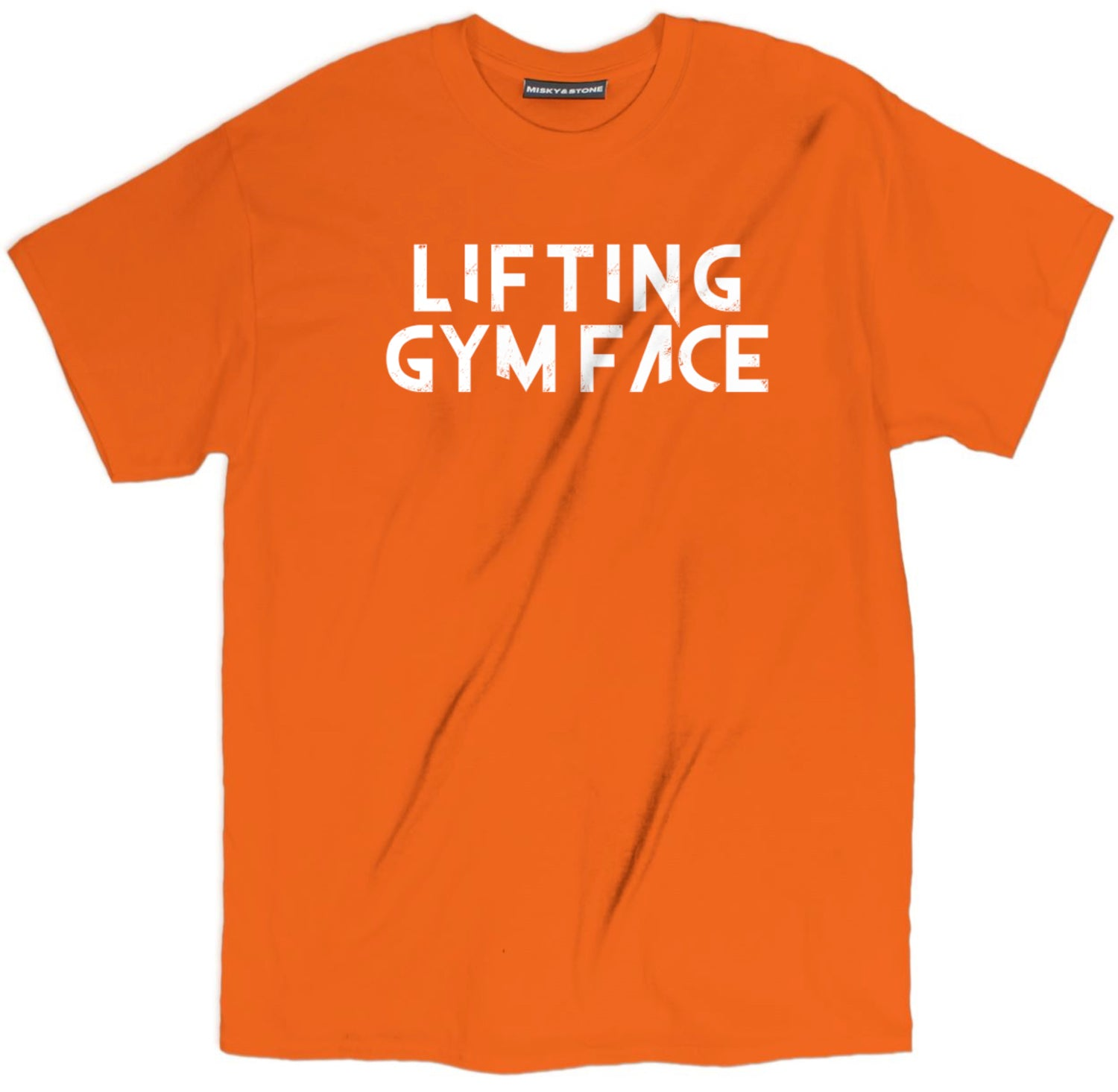 Lifting Gym Face T Shirt