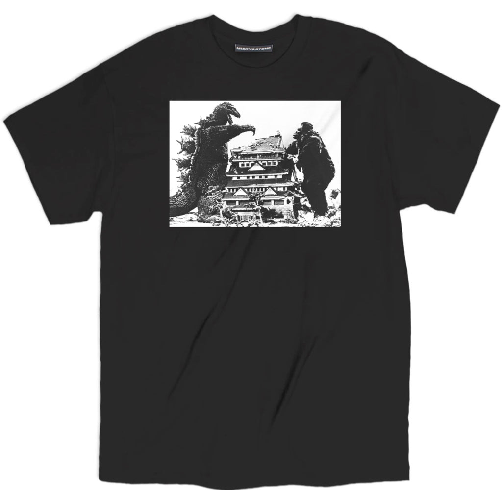 Godzilla Vs King Kong Japan Vintage shirt, Godzilla Vs King Kong tee, king kong t shirt, king kong shirt, king kong tee shirt, king kong tee, movie tee shirts,