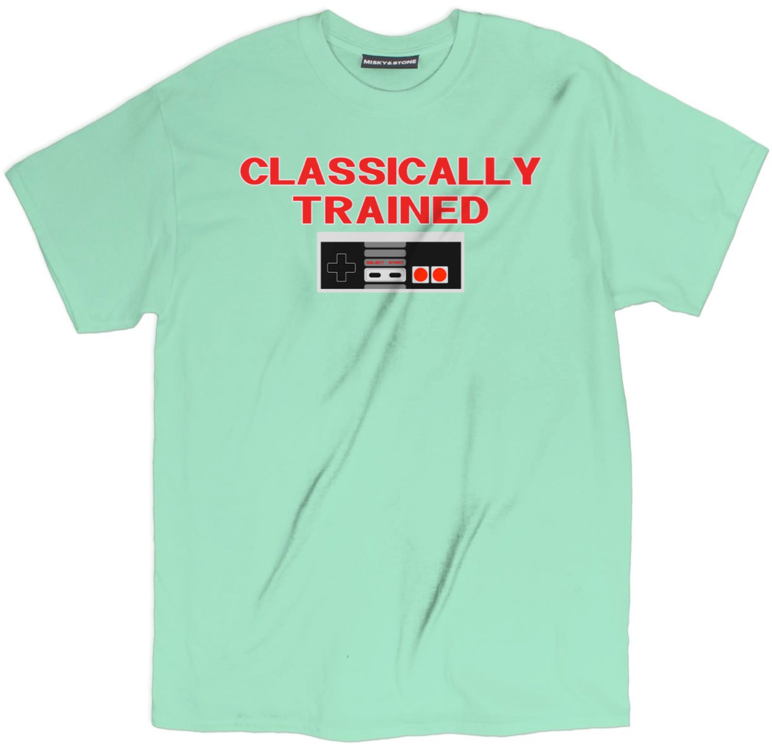 Classically Trained Nintendo T Shirt