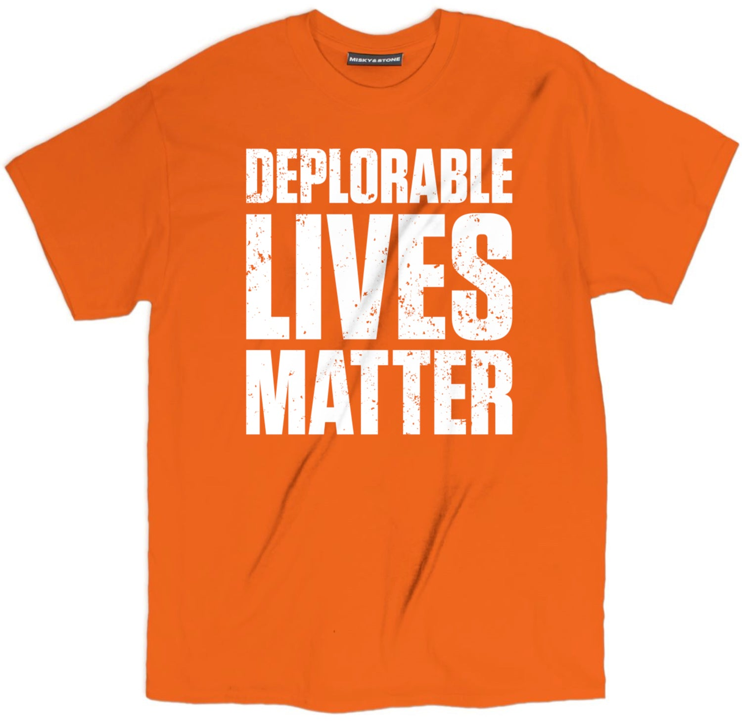 Deplorable Lives Matter Tee