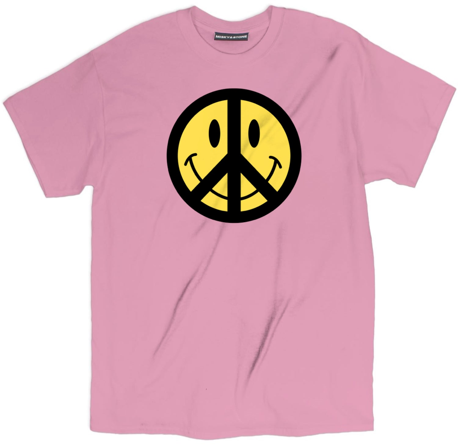 Smile Peace Sign Tee