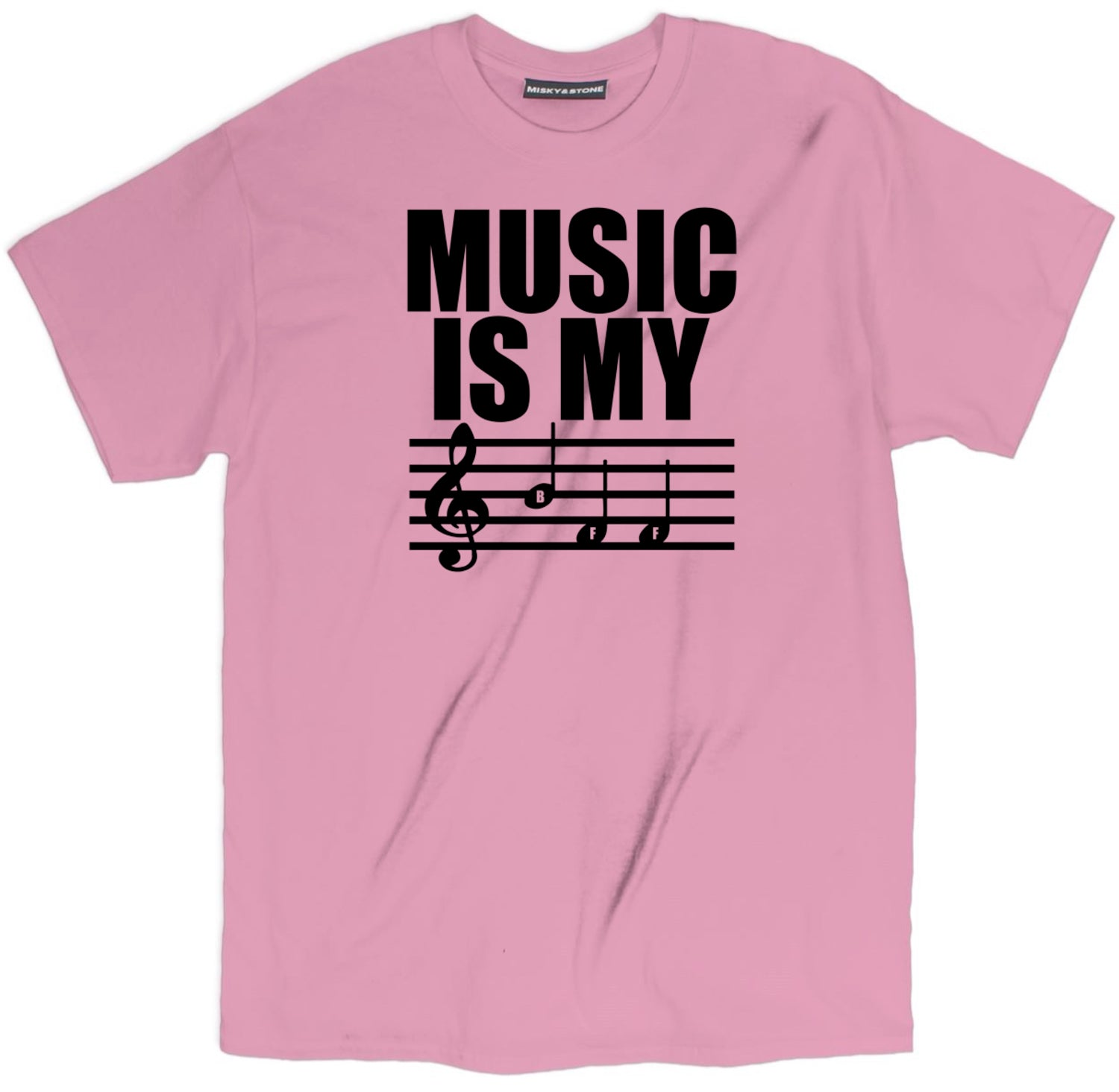 Music Is My Bff Shirt