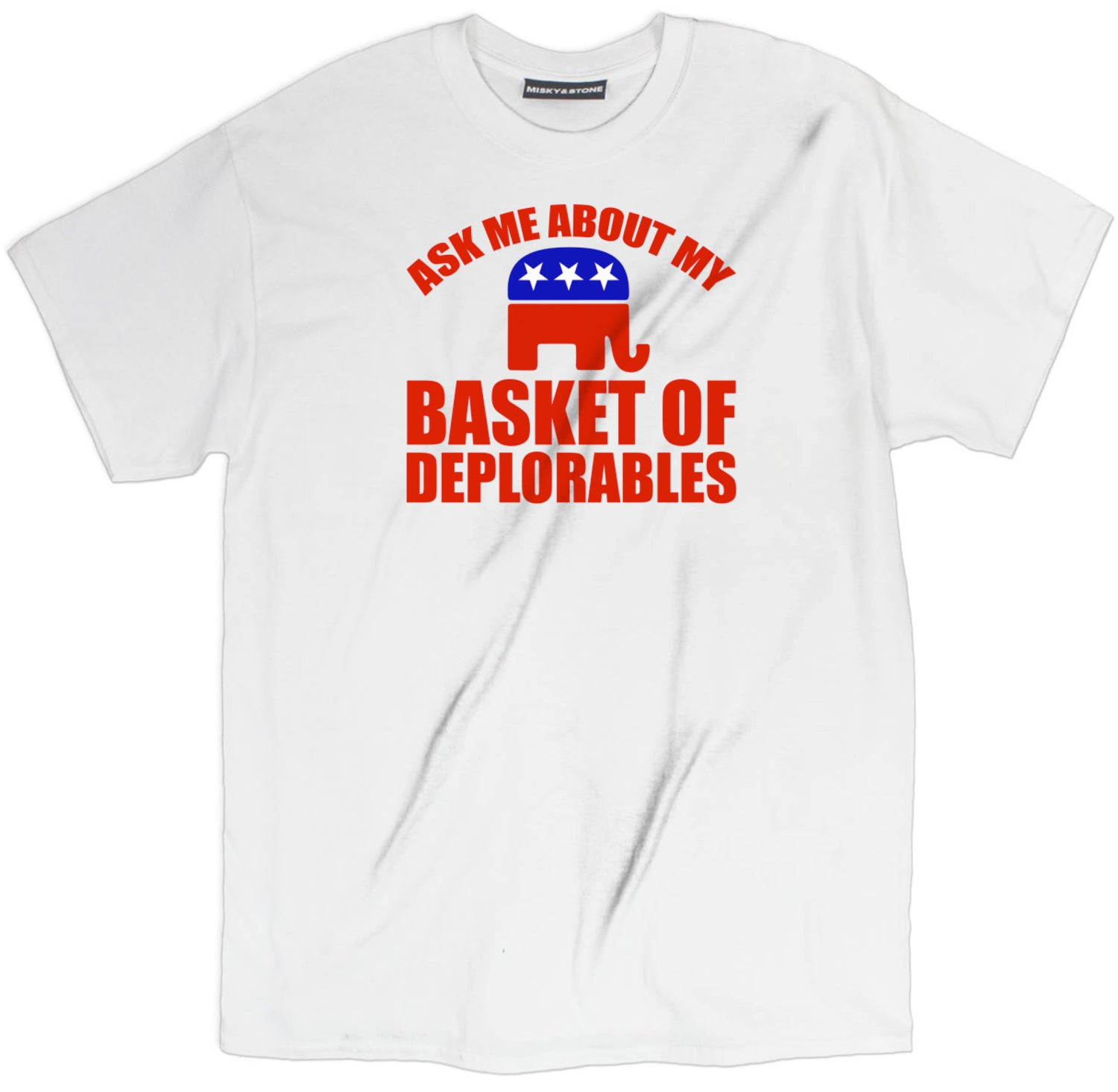 Misky Stone Ask Me About My Basket Of Deplorables T Shirt Pro