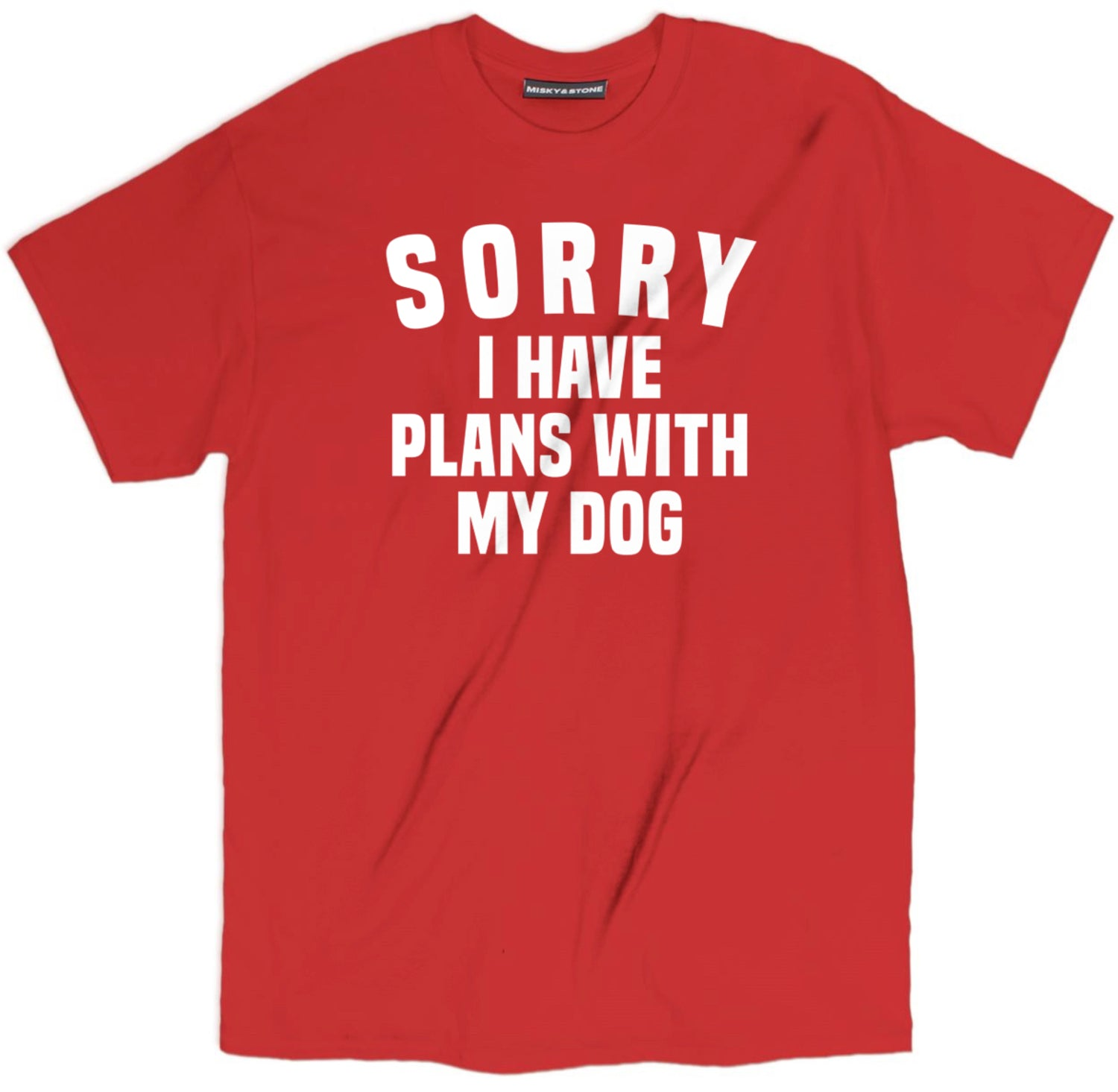 sorry i have plans with my dog t shirt, dog t shirts, dog shirts, dog lover t shirts, dog lover shirts, funny dog t shirt, dog tees,
