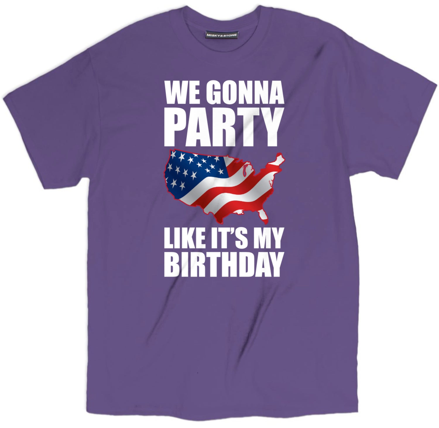 Party Like Its My Birthday Tee