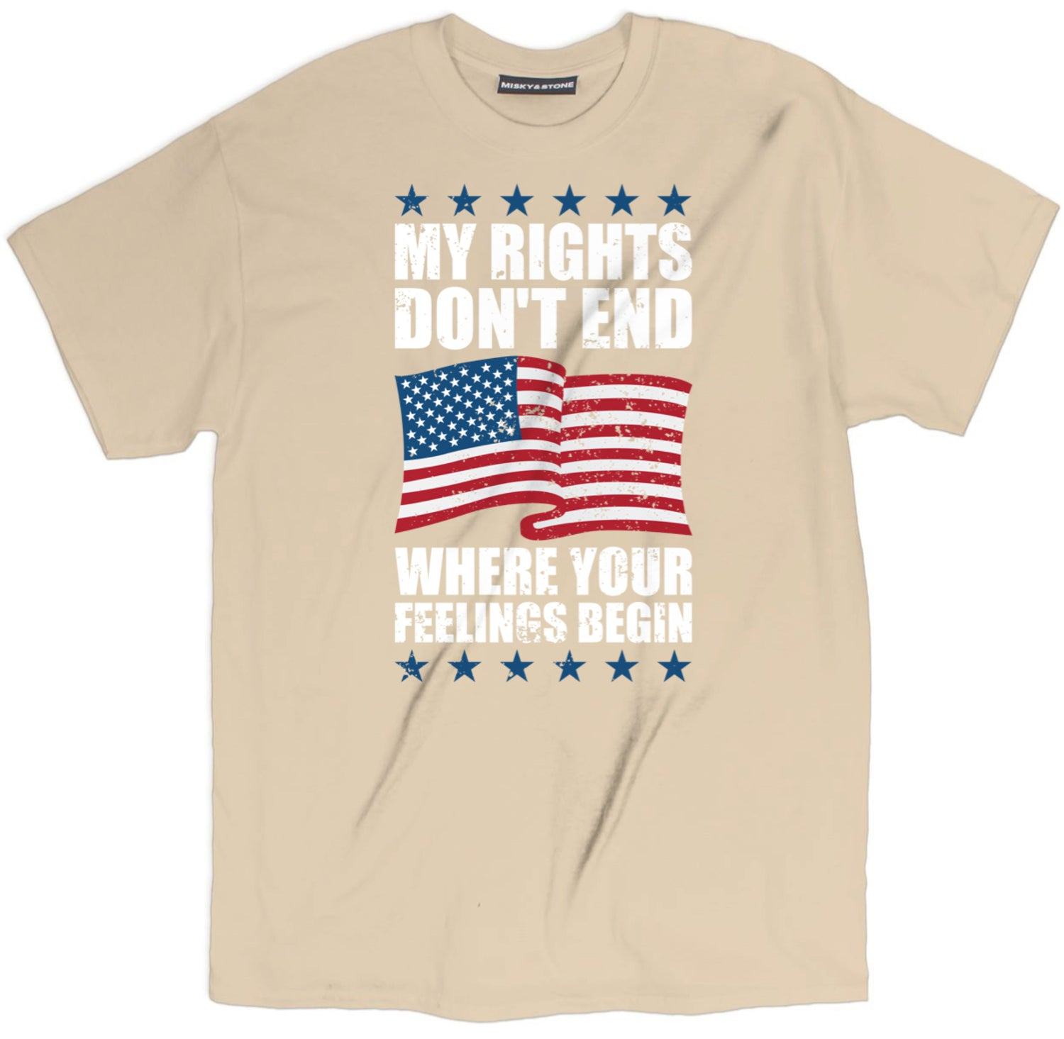 My Rights Dont End Tee