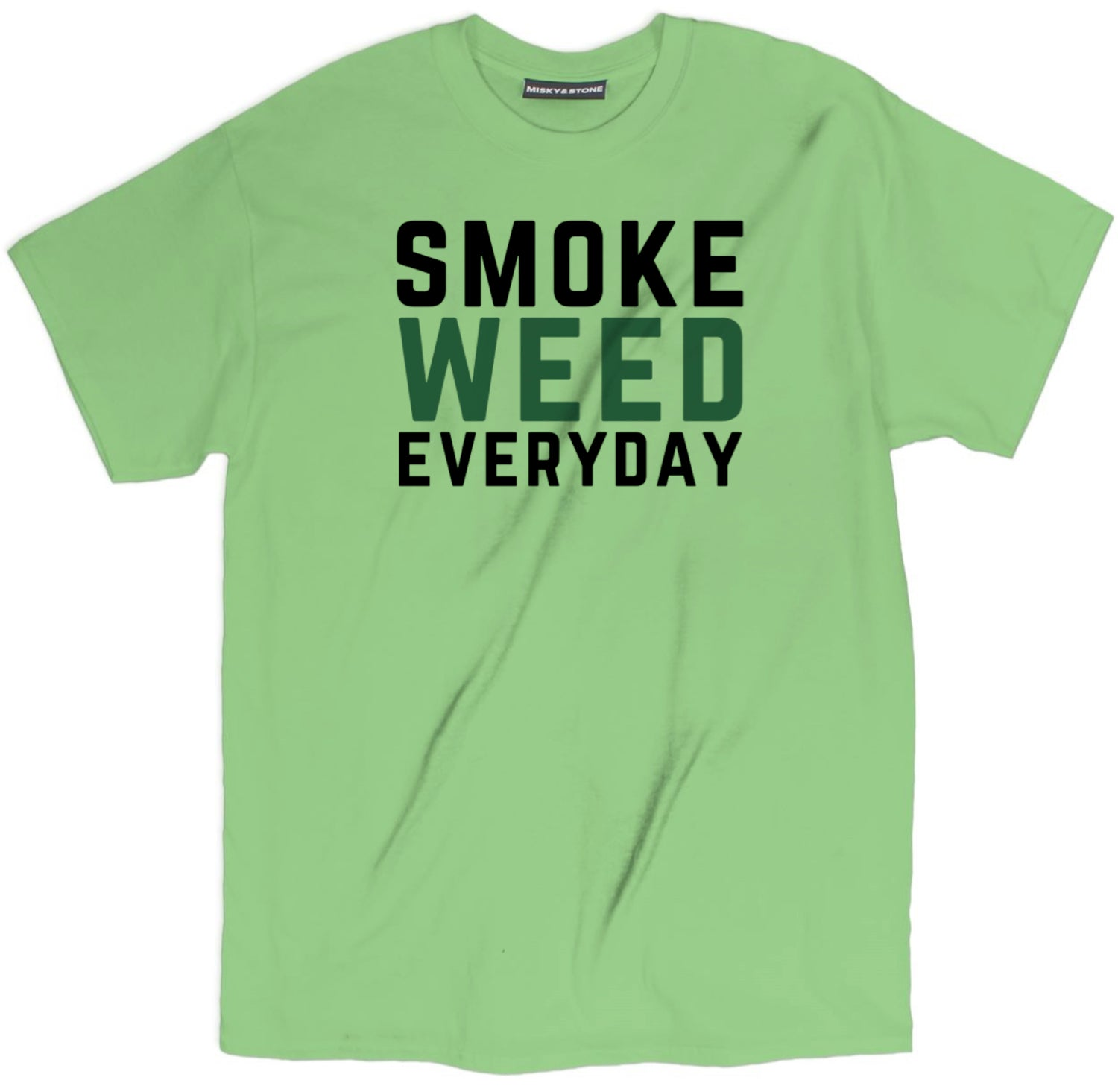 Smoke Weed Everyday Warren G T Shirt
