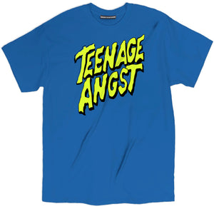 teenage angst shirt, teenage angst t shirt,