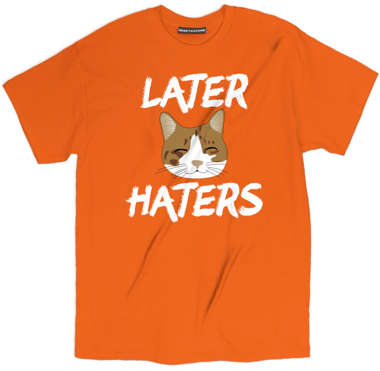 Later Haters Tee