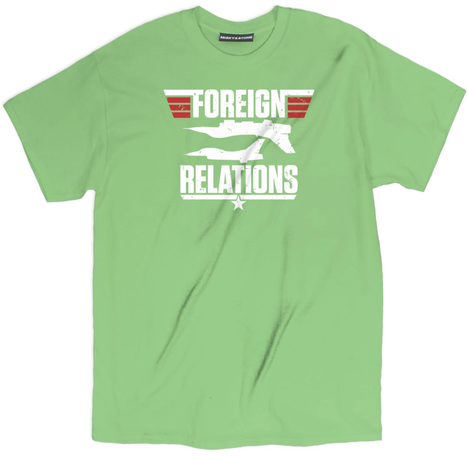 Foreign Relations Tee