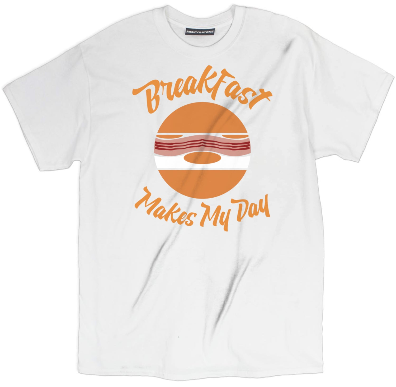 Breakfast Makes My Day Tee