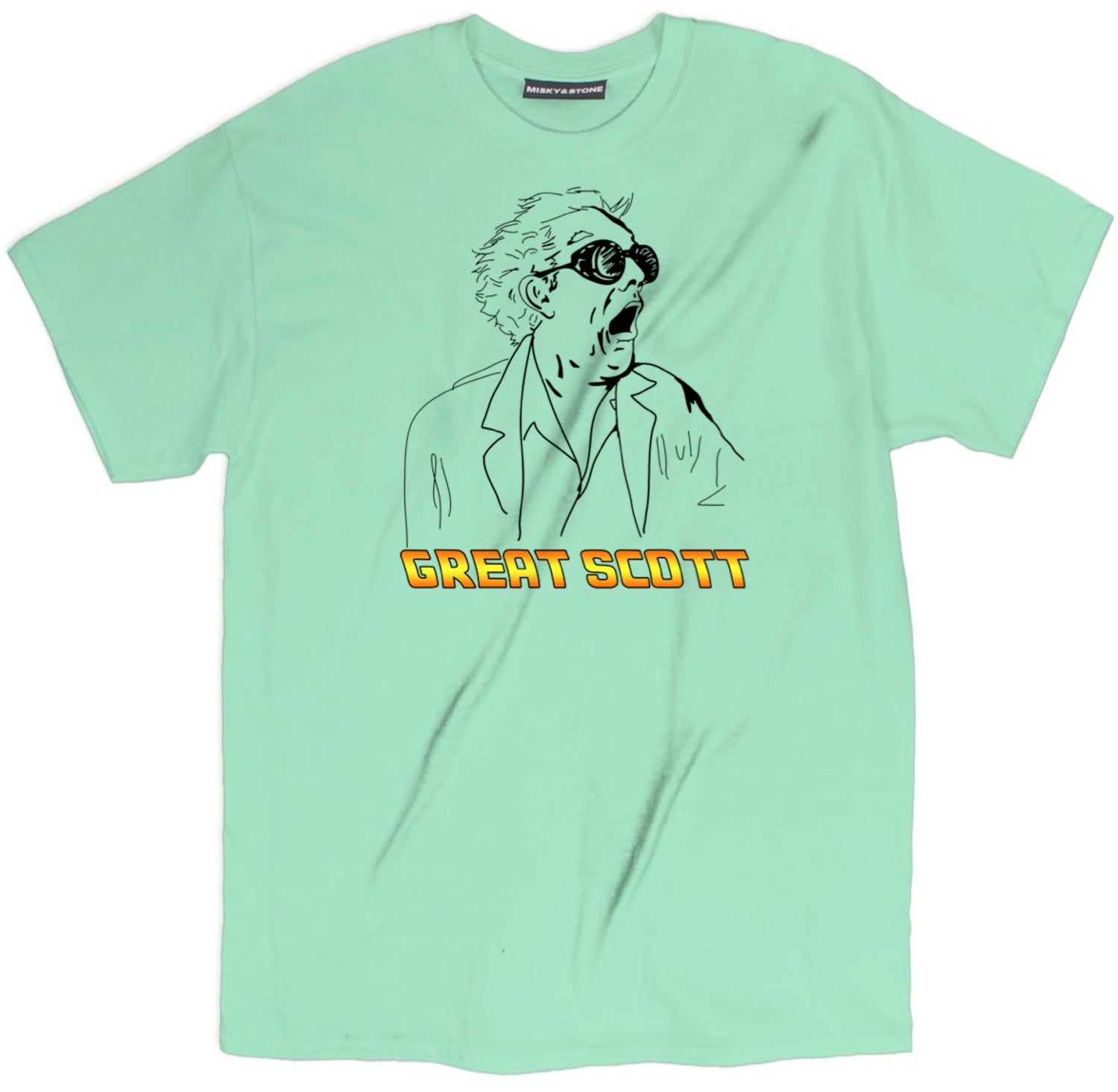 Doc Brown T Shirt