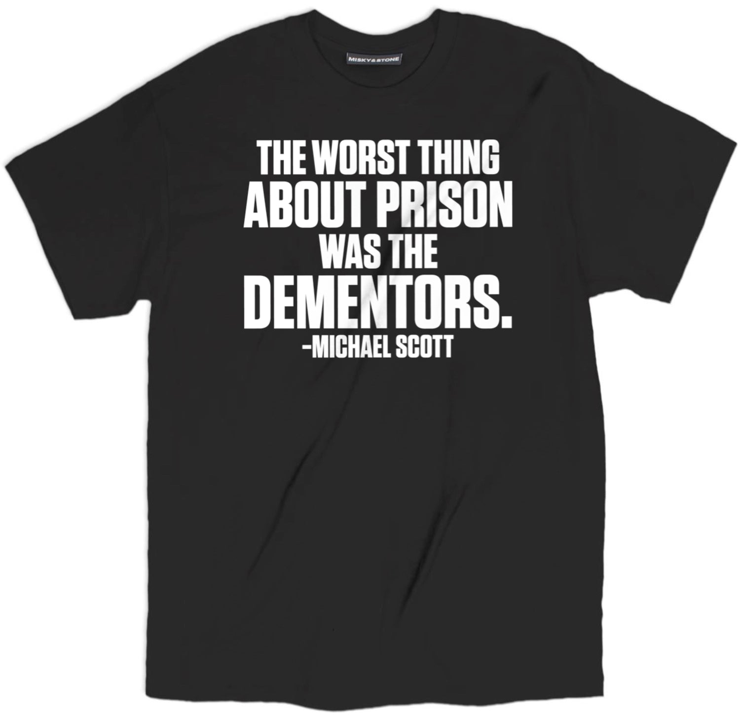 the worst thing about prison was the dementors t shirt, free prison mike shirt, free prison mike shirt, prison mike shirt, prison mike t shirt, the office shirts, the office t shirts, dunder mifflin shirt, dunder mifflin t shirt, michael scott shirt, michael scott t shirt, the office tee shirts, dunder mifflin apparel, dunder mifflin merch, the office tv show merchandise