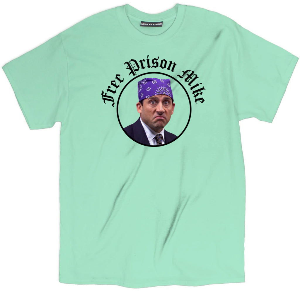 free prison mike tee shirt, the office tee shirt, the office apparel, the office merch, the office clothing, free prison mike tee shirt, free prison mike apparel, free prison mike merch, free prison mike clothing, michael scott tee shirt, michael scott merch