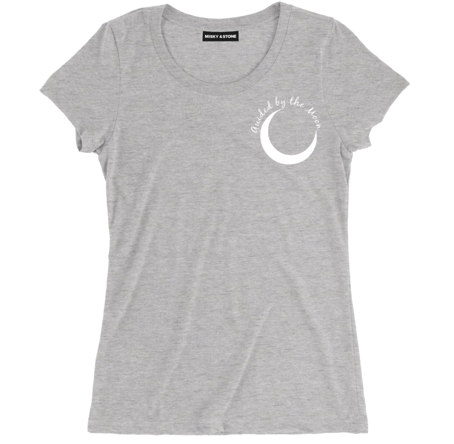 Guided By The Moon Spirituality Shirt