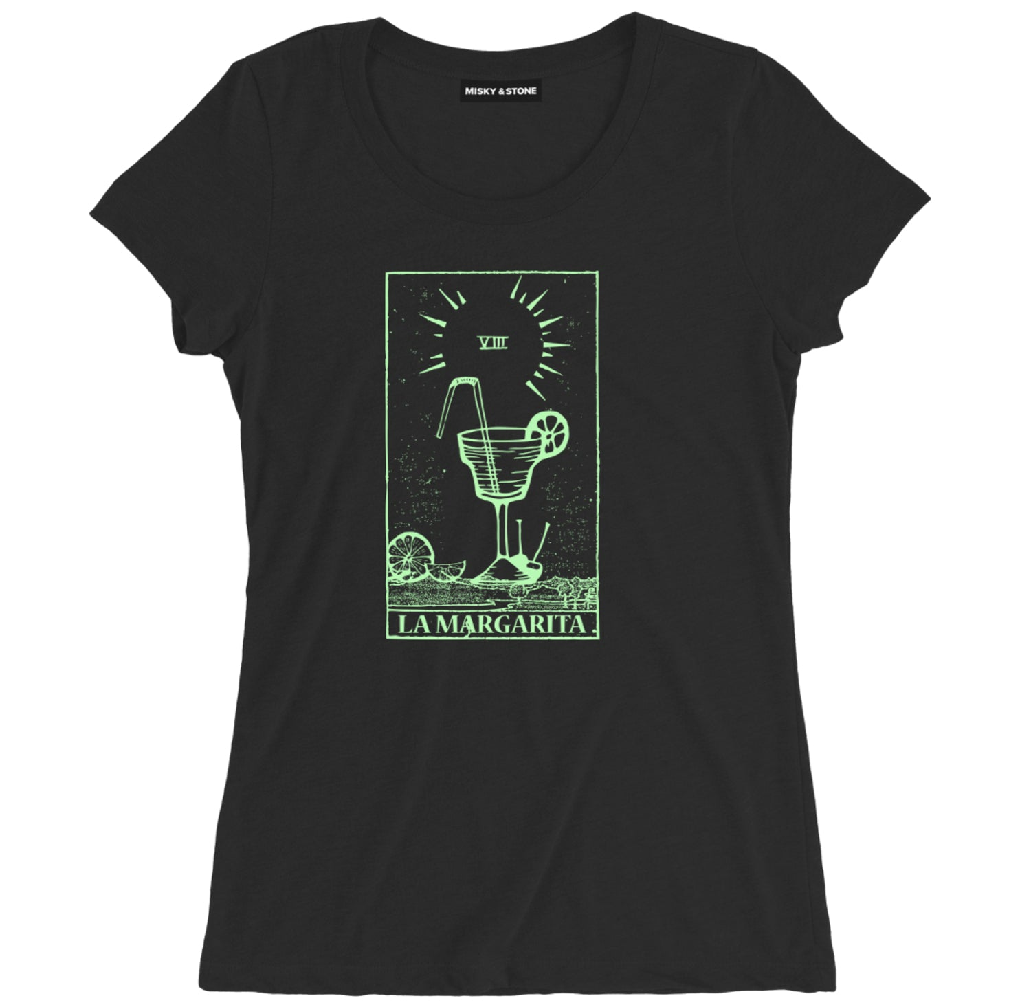 La Margarita Funny Drinks Womens Tee Shirt