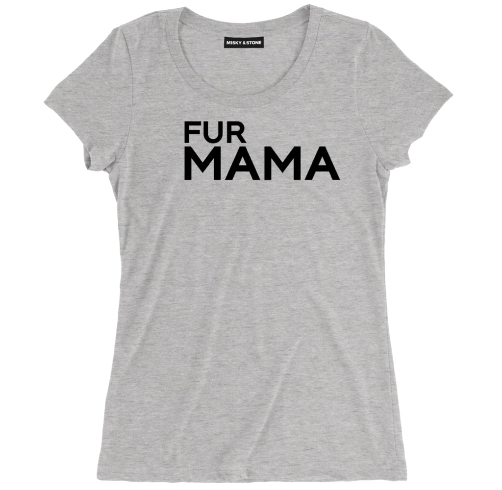 fur mama tee, fur mom tee, pet owner tee, fur pet owner tee,