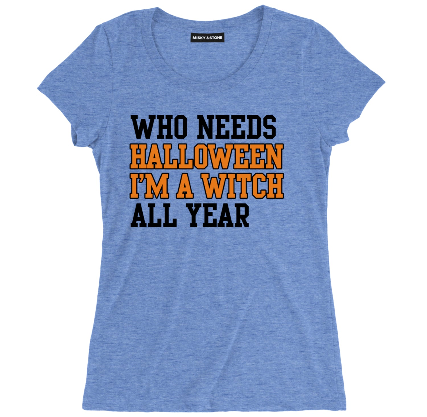 Who Needs Halloween T Shirt