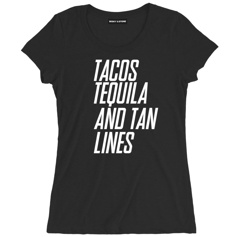 tacos tequila and tan lines t shirt, funny food and drinks tee, tacos t shirt, taco shirts, taco t shirt, funny taco shirts, cute taco shirts, taco tee shirts, taco tee, taco apparel,