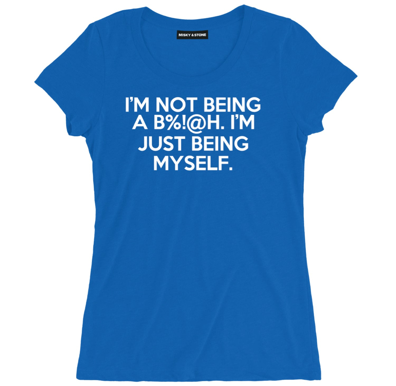 Just Being Myself Tee