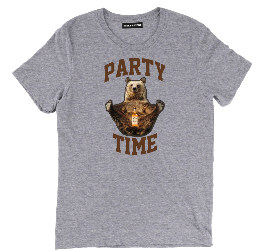 Party Time Unisex spirit animal tee shirt, Party Time Unisex spirit animal apparel, spirit animal merch, spirit animal clothing, funny spirit animal tee shirt,