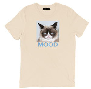 moody cat tee shirt, funny cat mood tee shirt, crazy cat mood tee shirt, cat mood lovers tee shirt, awesome cat tee shirt,