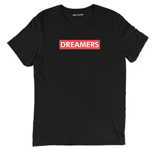 dreamers political tee shirts, daca political clothing, dreamers funny political apparel, support daca political merch, republican tee shirts, republican merch, political party shirt