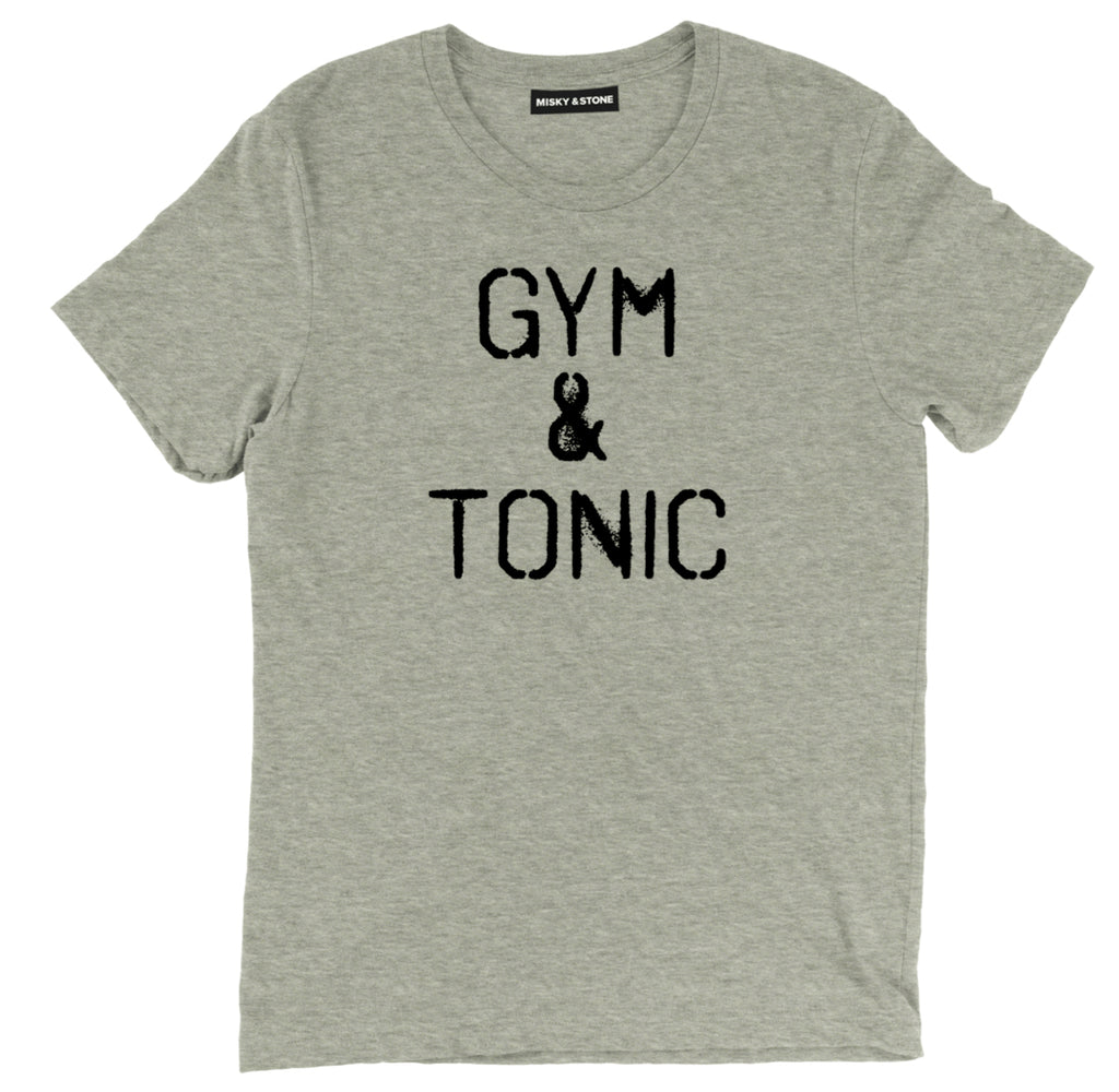 gym and tonic funny gym tee shirts, funny gym and tonic clothing, workout shirts with sayings, gym and tonic, funny fitness merch, gym apparel, funny workout shirts, gym and tonic tops, funny workout clothes, motivational workout shirts, motivational gym apparel