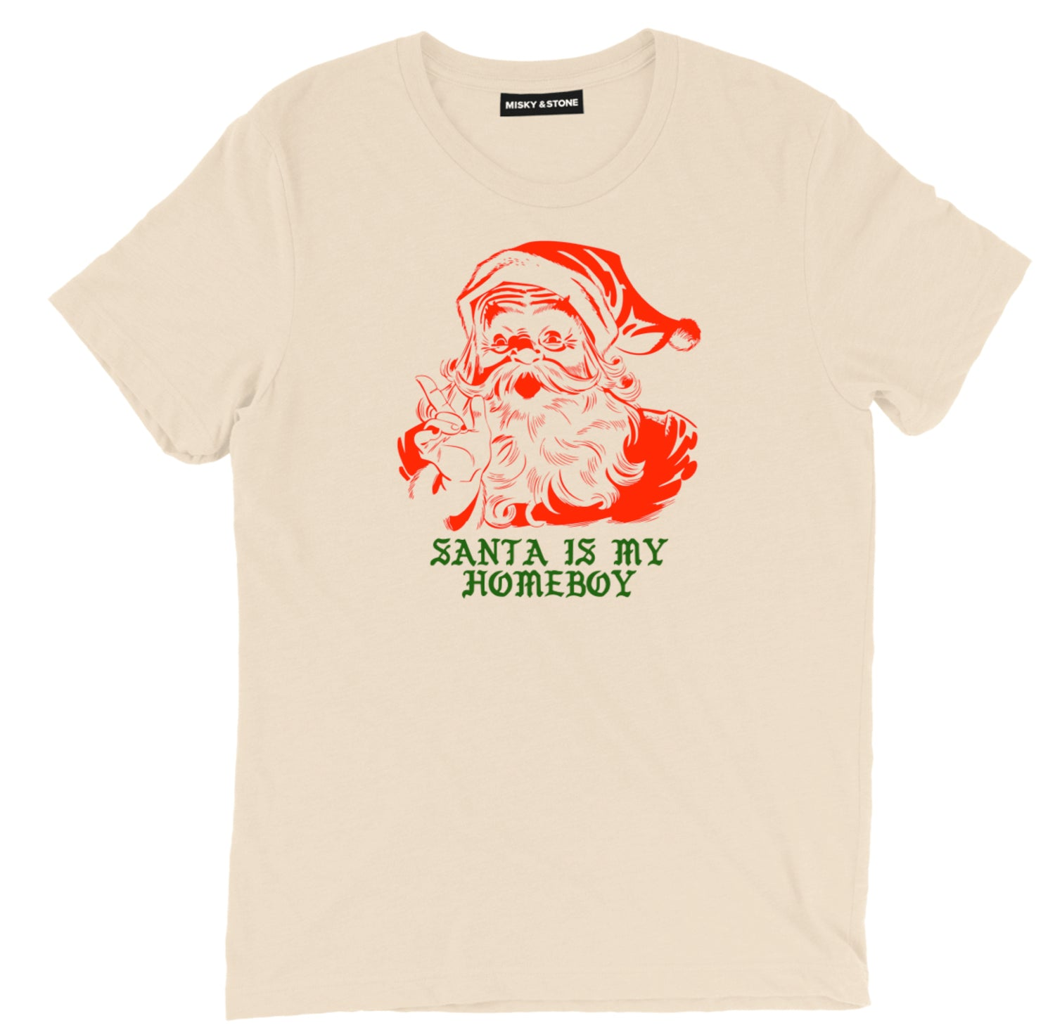 Santa Is My Homeboy Unisex T-Shirt