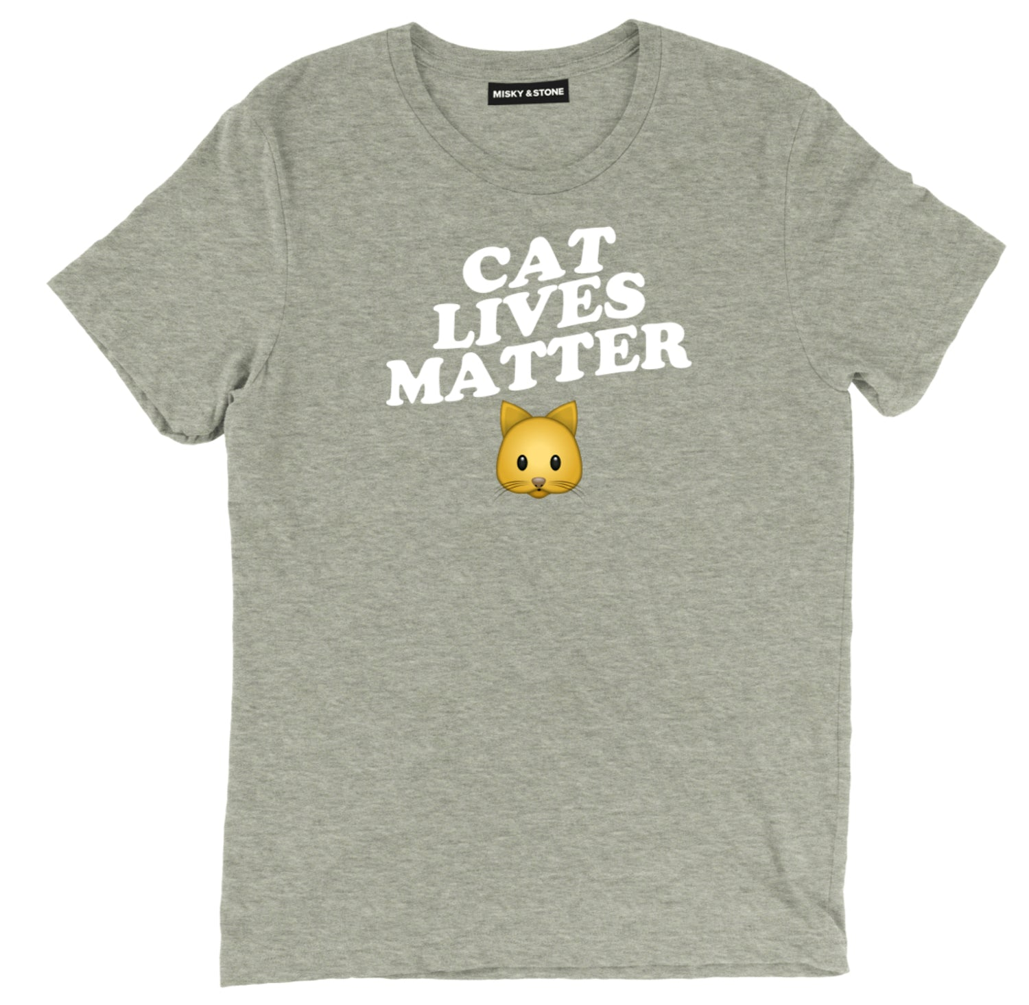 Cat Lives Matter Unisex Tee  Shirt