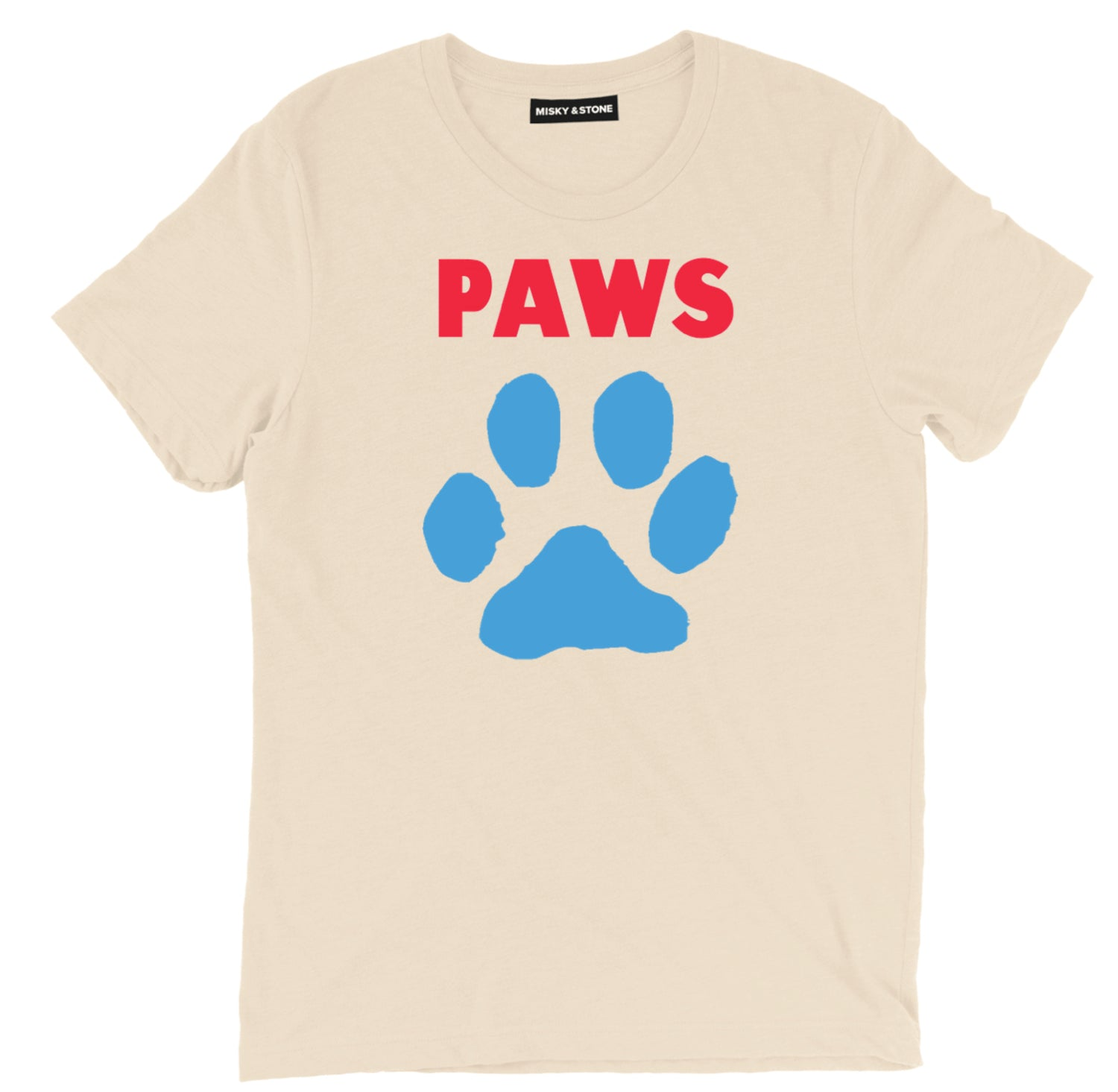 Paws Funny Animal Lovers Movie Spoof T-Shirt