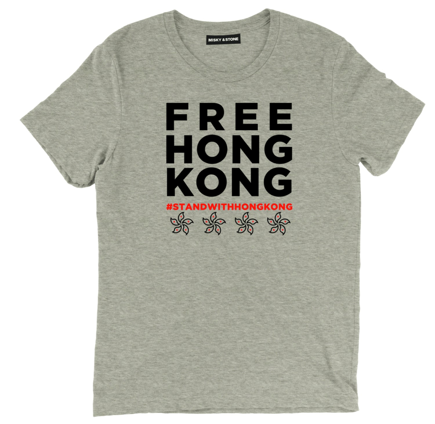Free Hong Kong Support Hong Kong T Shirt