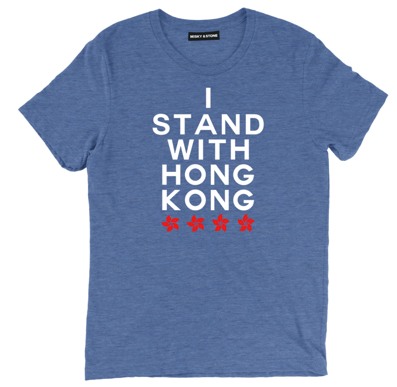 I Stand With Hong Kong Tee
