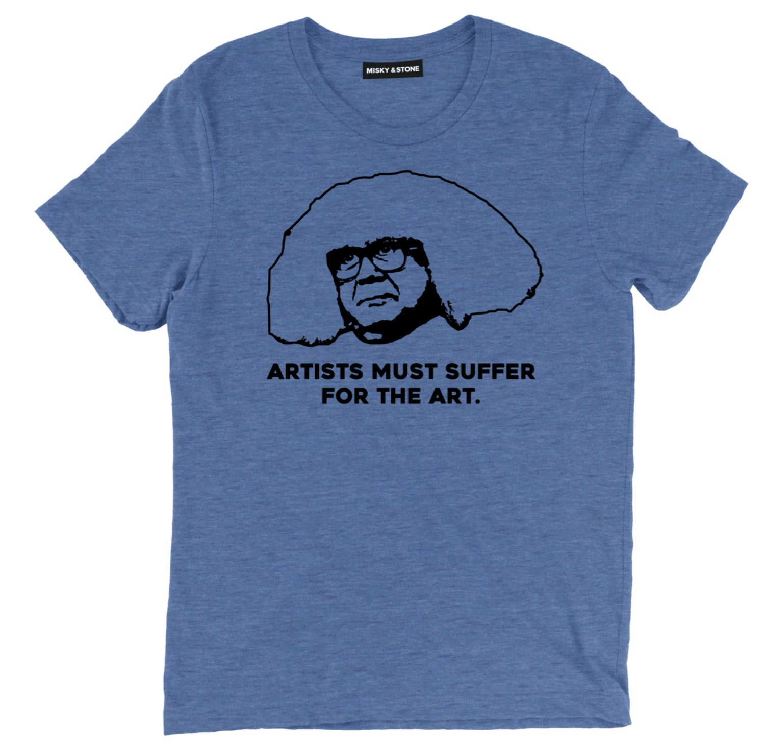 Ongo Gablogian T Shirt Artists Must Suffer Frank Tee