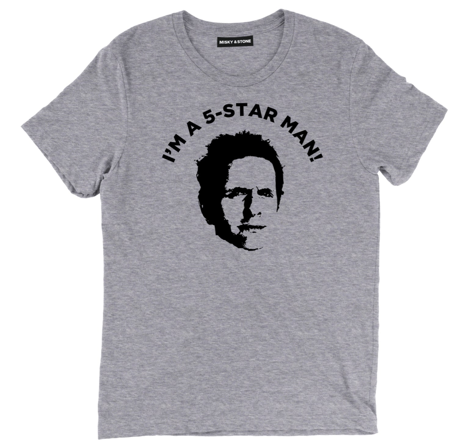 Im A Five Star Man T Shirt