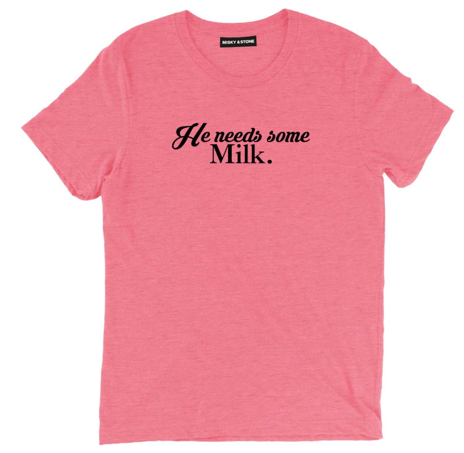 He Needs Some Milk Meme Tee Shirt