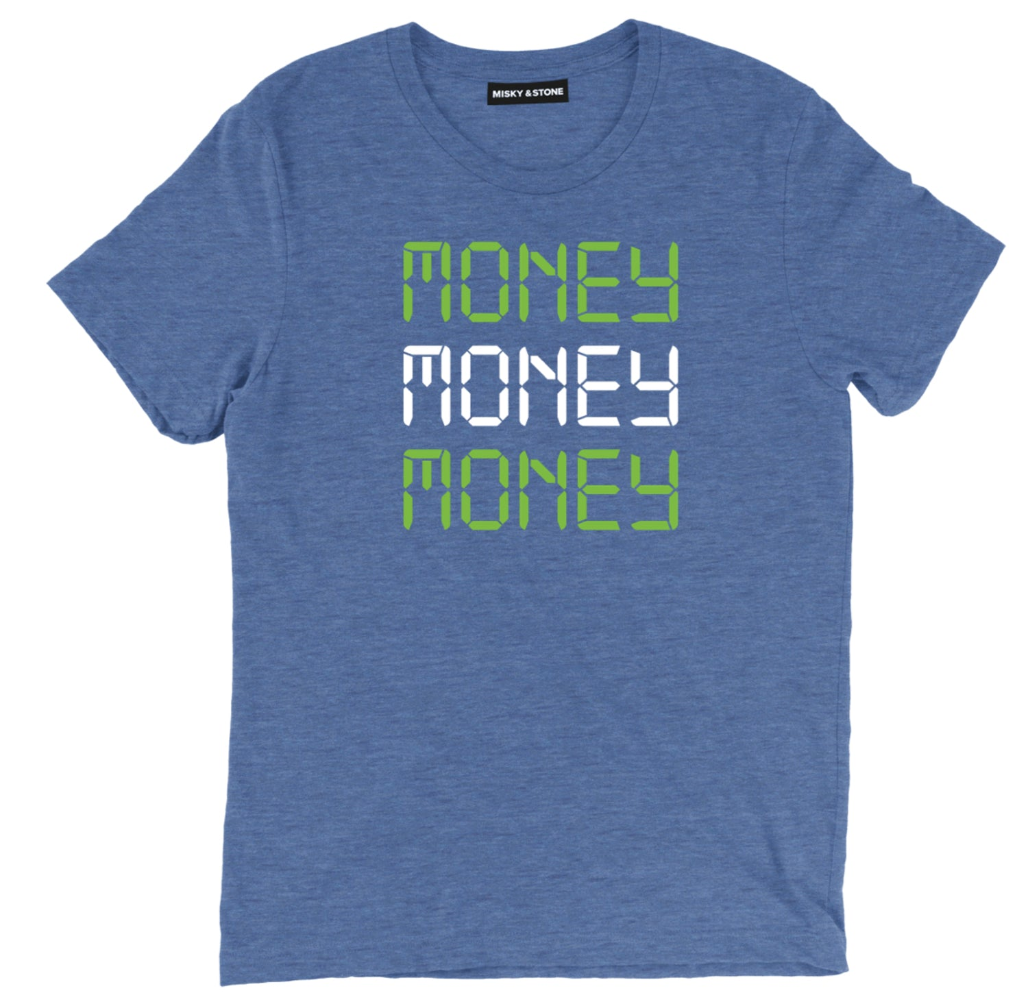 Time Is Money Digital Tee Shirt
