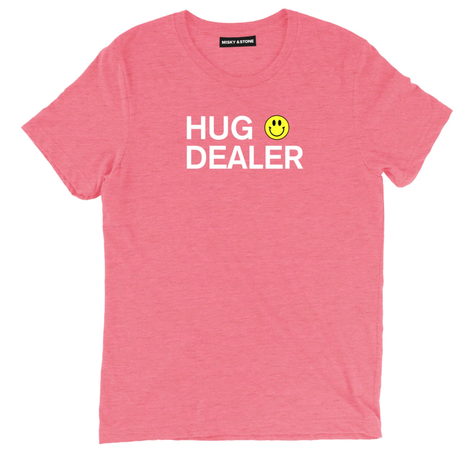 Hug Dealer Unisex T Shirt