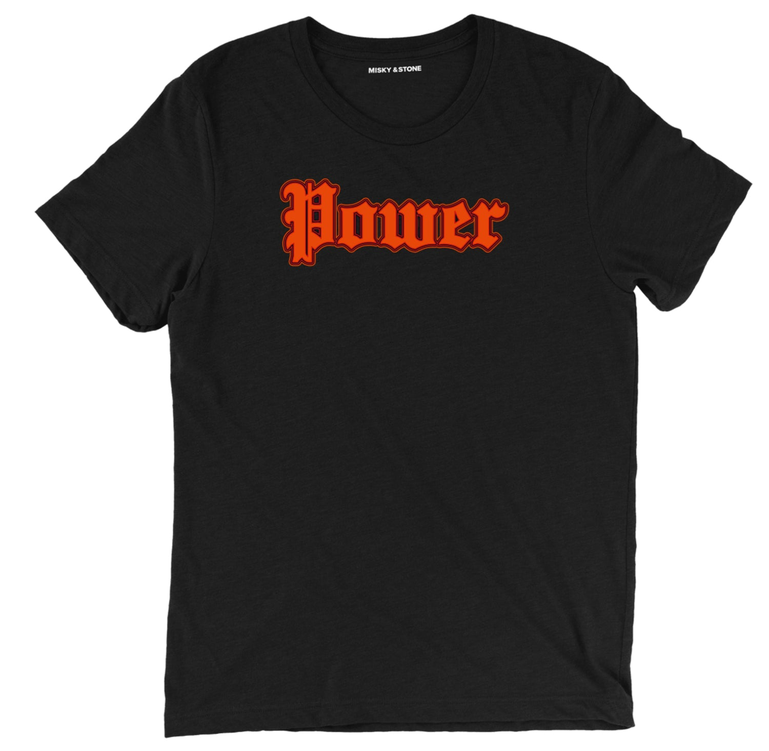 Power Vibrant Spiritual Statement Unisex T Shirt