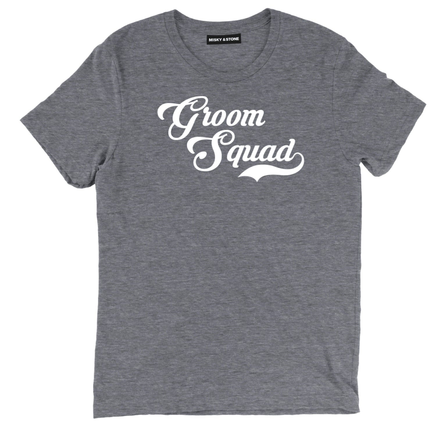 Groom Squad Tee Shirt