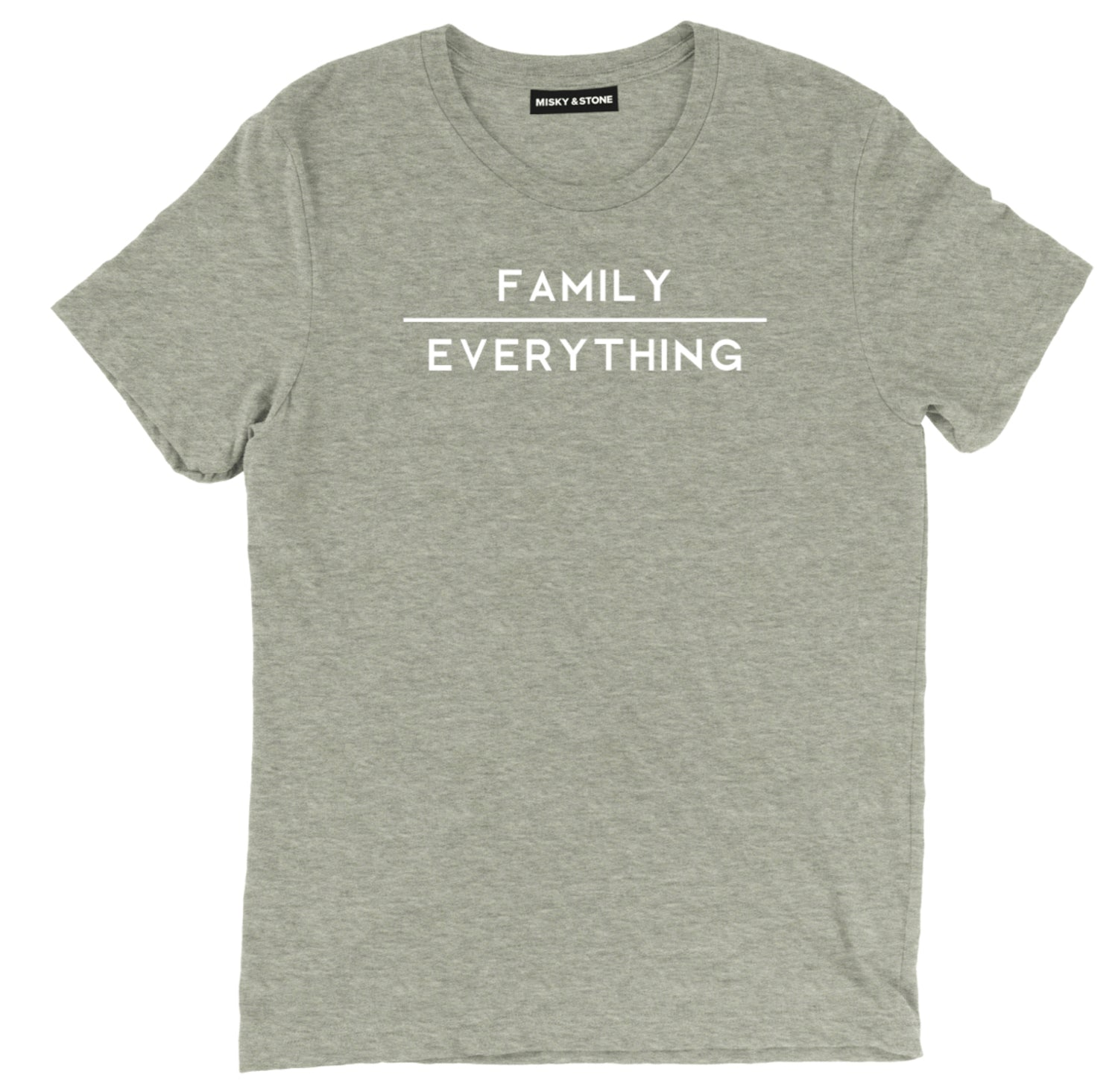 Family Over Everything Unisex Tee Shirt