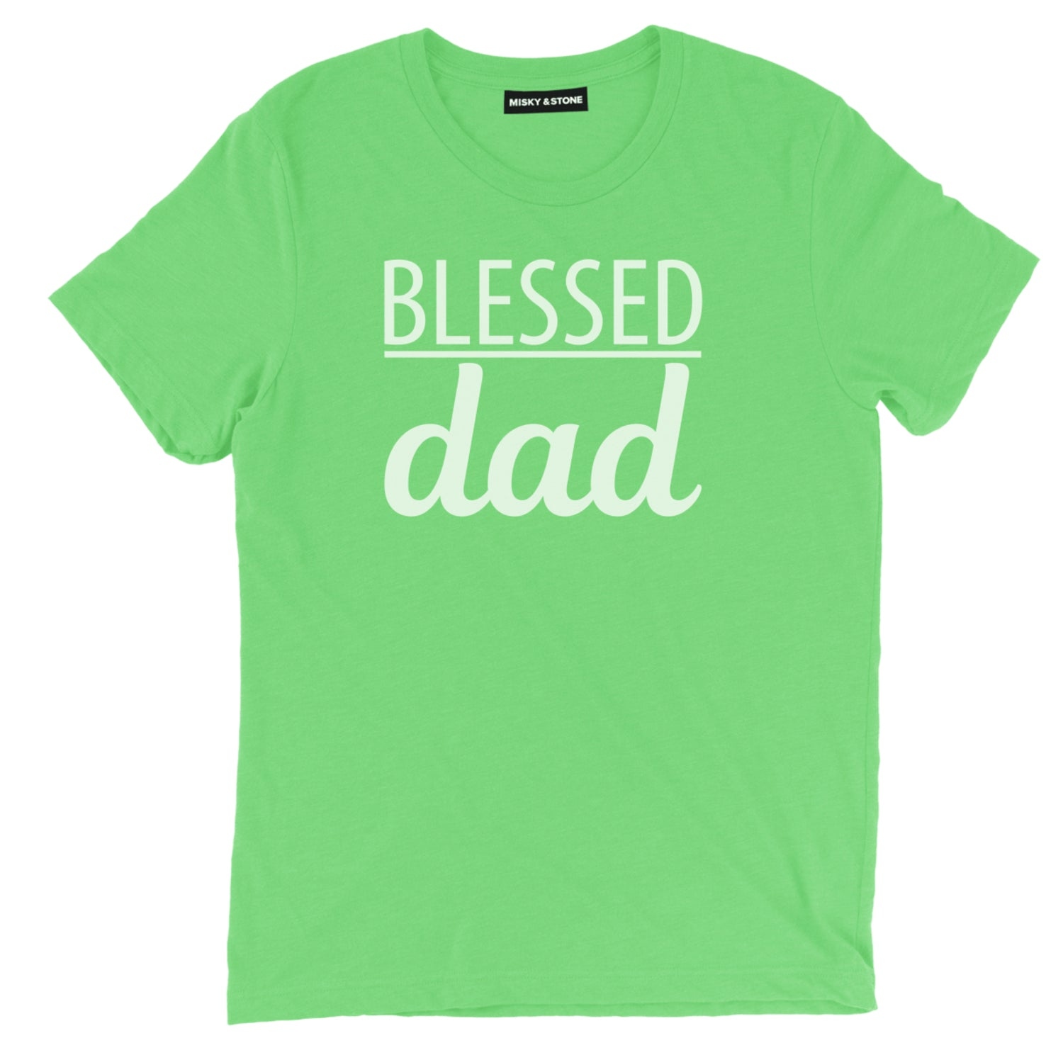 Blessed Dad Tee