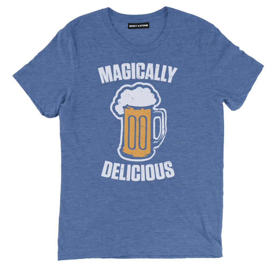 magically delicious t shirt, beer shirts, funny beer shirts, beer tees, beer tee shirts, funny beer t shirts, drinking shirts, alcohol shirts, funny drinking shirts