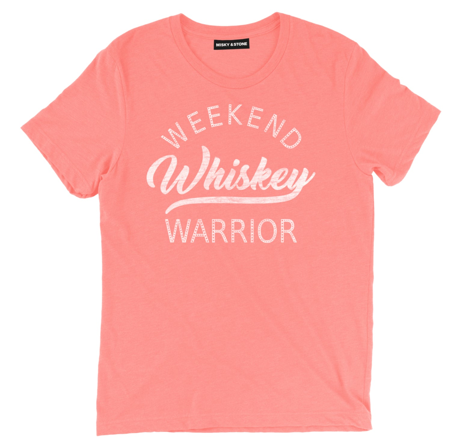 Weekend Whiskey Warrior Tee