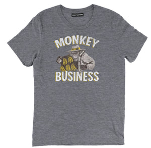 monkey business t shirt, monkey business shirt, monkey shirt, monkey t shirt, funny monkey shirt, funny monkey t shirt,