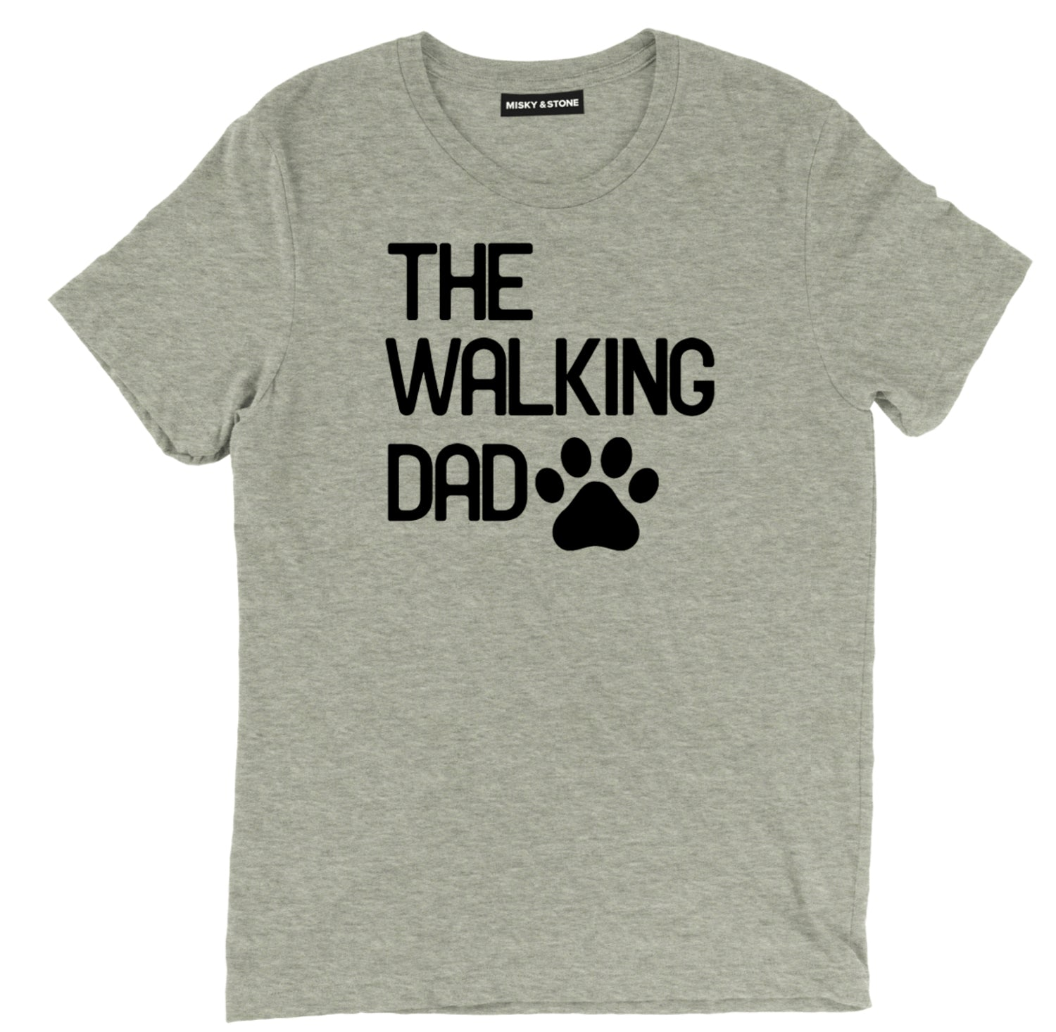 the walking dad tee, funny dog parent tee, dog dad tee, dog mom tee, walking t shirt