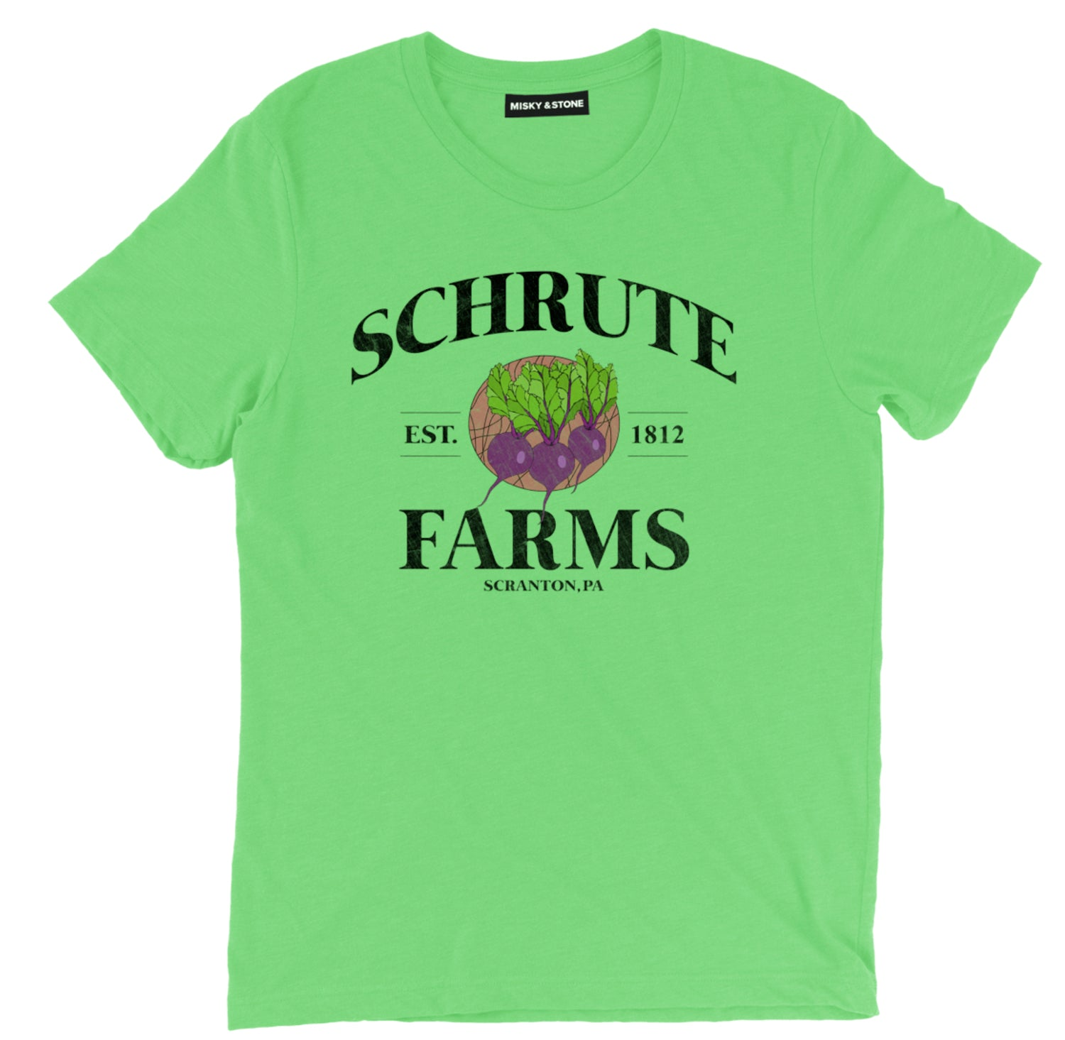 Schrute Farms 1812 Tee