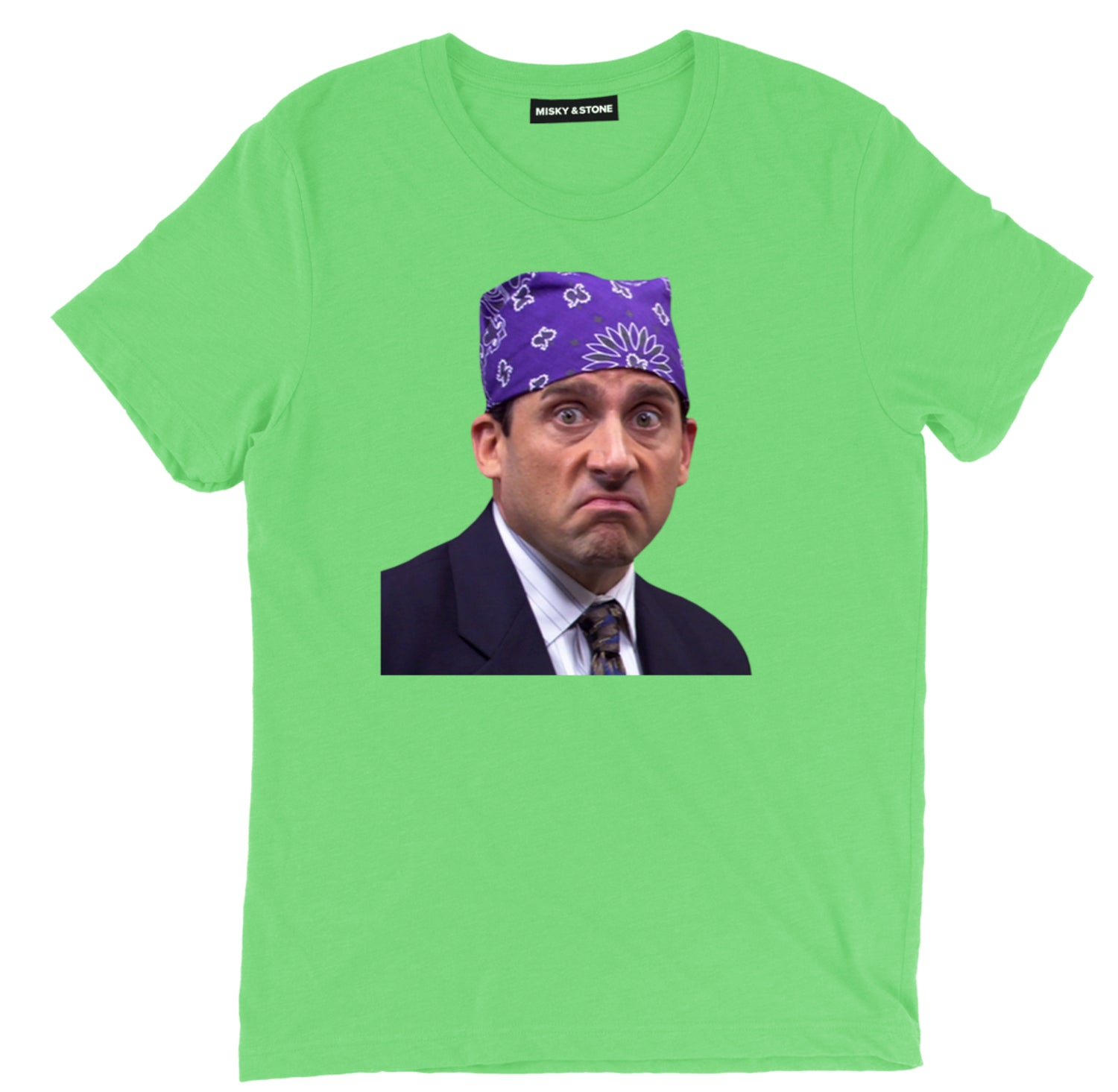 Prison Mike Mens Soft Tshirt
