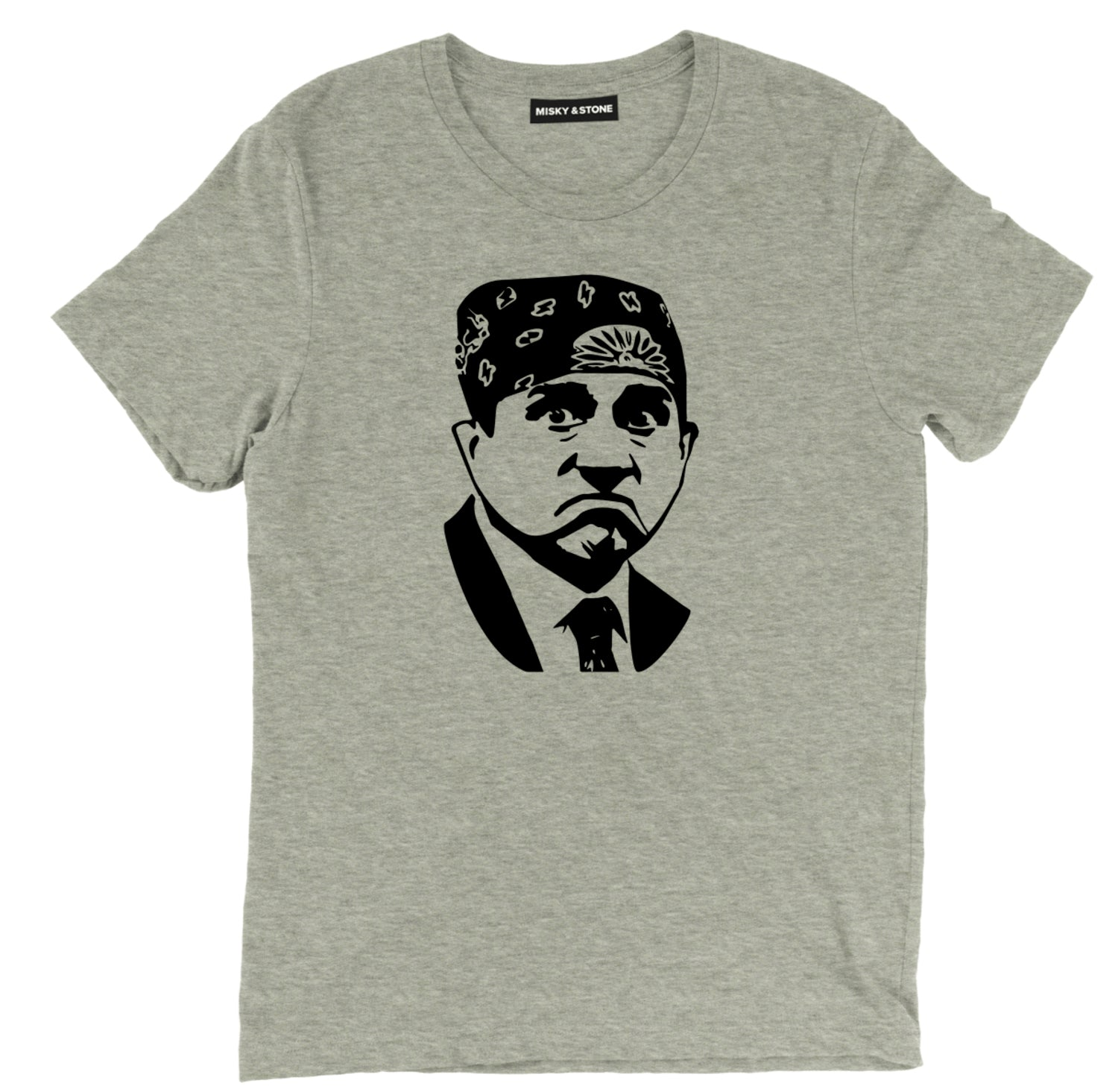 Free Prison Mike Sketch Mens Soft Tee